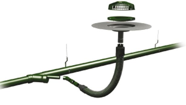 Sisteme de scurgeri apă pluvială