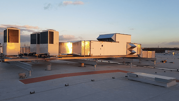 Sisteme de ventilație, climatizare și tratare a aerului