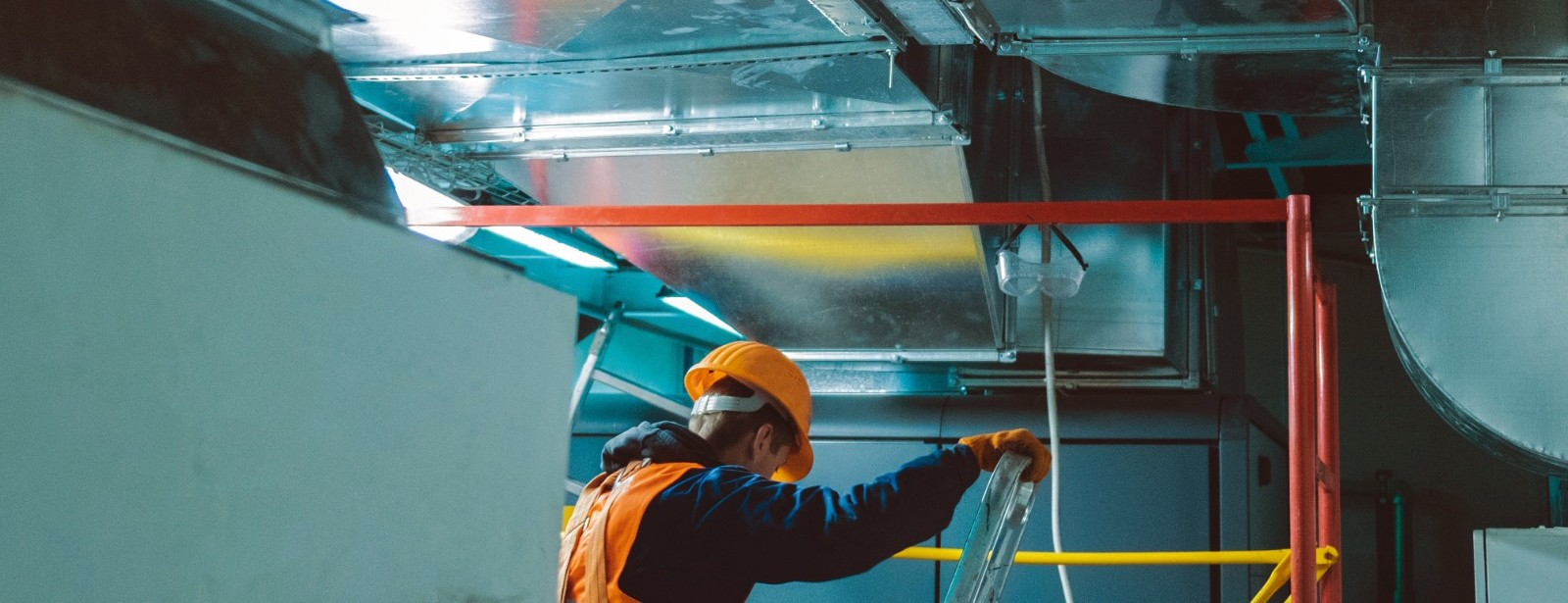Ventilatie industriala