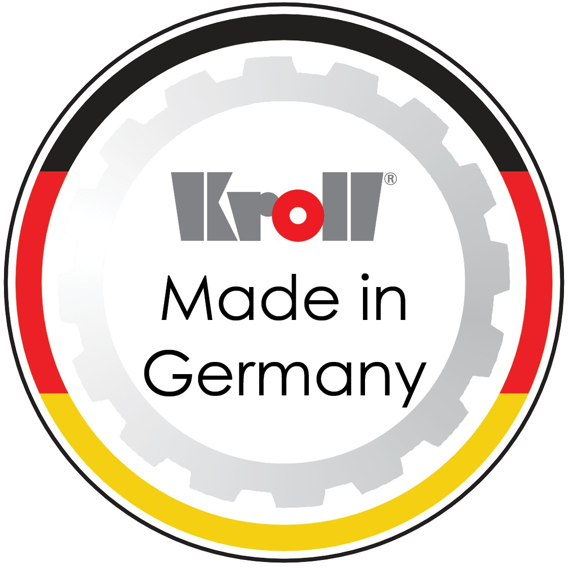 Kroll made in Germany